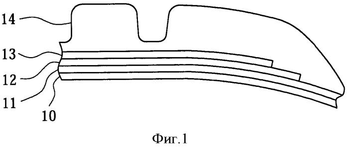 Адгезивная композиция, способ склеивания с её использованием, слоистый материал и шина