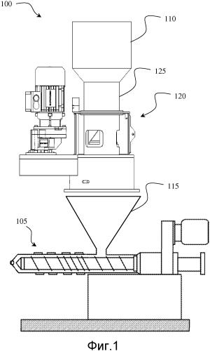 Клапанное устройство для изготовления изолятора высоковольтного кабеля