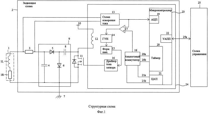 Устройство управления инжектором