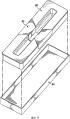 Упаковка изделия с использованием указания информации, помещающегося в лотке для изделия