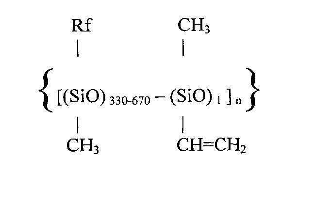 Силоксановые блоксополимеры, содержащие метил (гексафторалкил) силоксановые звенья