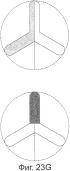 Неплиссированный трубчатый объемный фильтр с фильтрующим материалом из тонких волокон