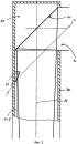 Устройство для обнаружения и измерения цилиндрических поверхностей на огнеупорных керамических деталях при использовании в металлургии