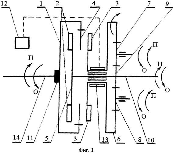Выпрямитель механических импульсных колебаний