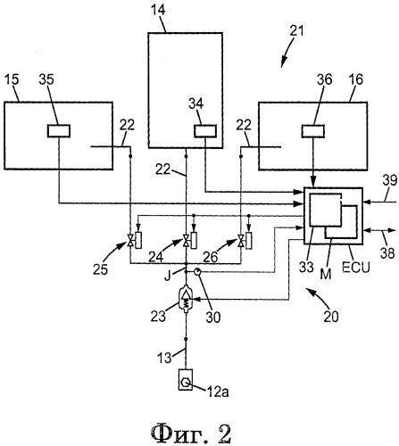 Заправочное оборудование и способ дозаправки баков системы воздушного судна