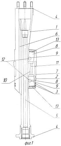 Способ герметичного разъемного соединения во входном модуле электрической линии погружного электродвигателя