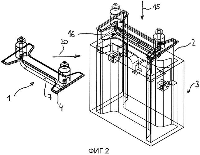 Начальная часть, головка затравки и затравка для установки непрерывной разливки для отливки предварительного профиля