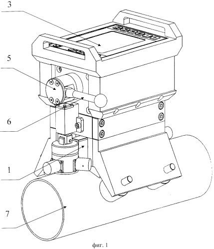 Дефектоскоп наружного неразрушающего контроля