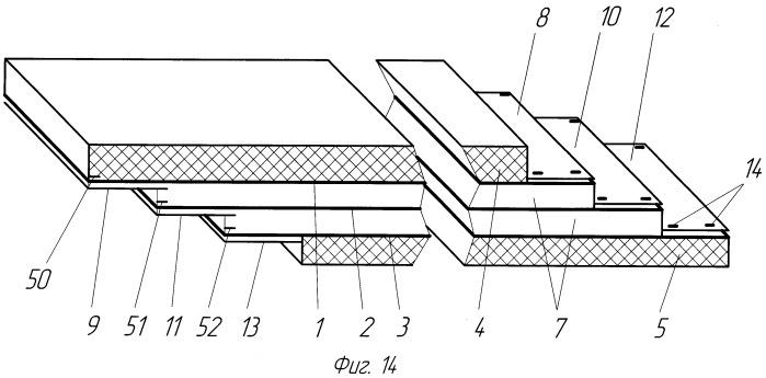 Резинотканевая заготовка и способ изготовления конвейерной ленты