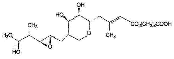 Фармацевтическая композиция мупироцина для местного применения