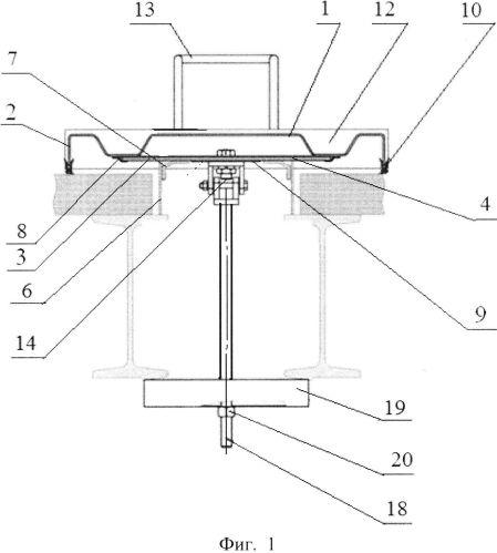 Способ и устройство для герметизации стыков модулей буровой установки