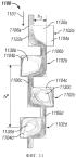 Устройство регулирования потока для существенного уменьшения потока флюида, когда его характеристика находится в заданном диапазоне