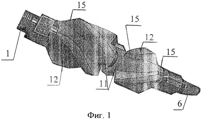 Устройство для очистки внутренней поверхности насосно-компрессорной трубы