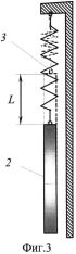 Способ определения динамического коэффициента внешнего трения с удержанием образца на наклонной поверхности упругим элементом