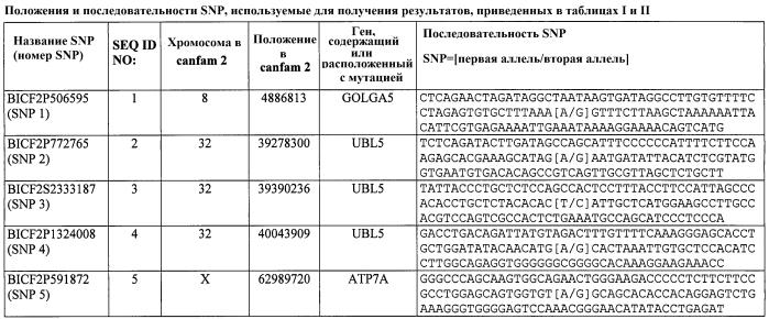 Генетический тест на накопление меди в печени собак и корм для домашних животных с низким содержанием меди