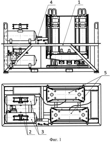 Система для извлечения клиновидных шунтов при подключении электролизной ванны