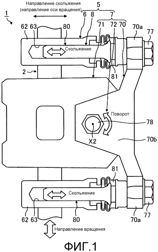 Дисковое тормозное устройство и суппорт