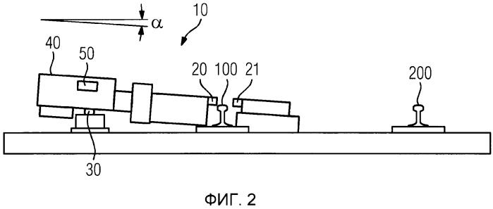 Вагонный замедлитель, снабженный по меньшей мере одним вертикально подвижным тормозным элементом, а также способ определения его текущего положения
