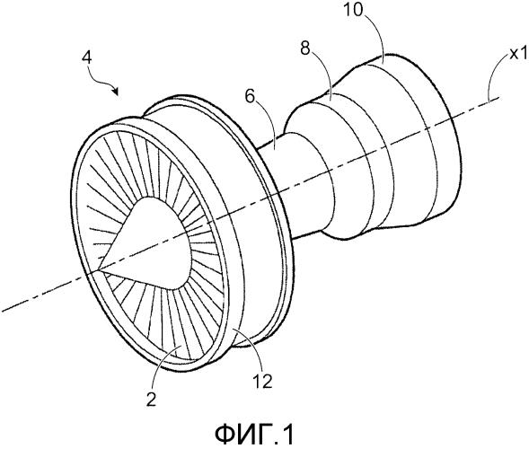 Устройство для изготовления корпуса, выплненного из композитного материала, и способ изготовления, использующий такое устройство