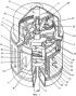Тепловой роторный двигатель