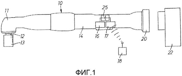 Портативный электроинструмент с устройством радиосвязи