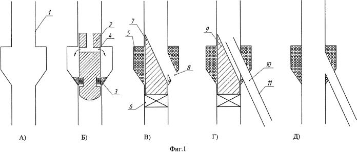 Способ бурения бокового ствола нефтяной скважины в коллекторах с высокой проводимостью
