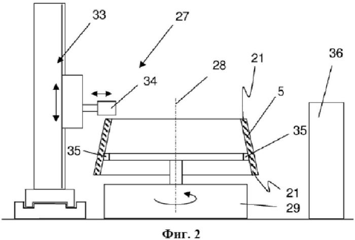 Башня ветроэнергетической установки и способ изготовления башни ветроэнергетической установки