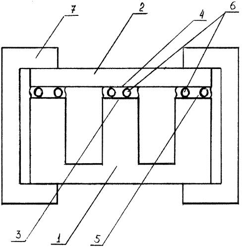 Способ соединения элементов магнитопровода трансформатора между собой