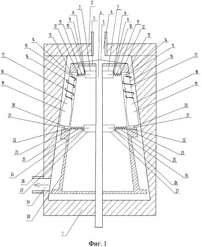 Роторно-вихревая мельница