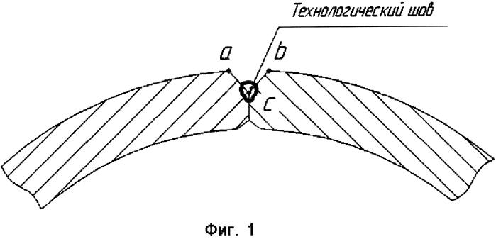 Способ лазерной сварки труб большого диаметра