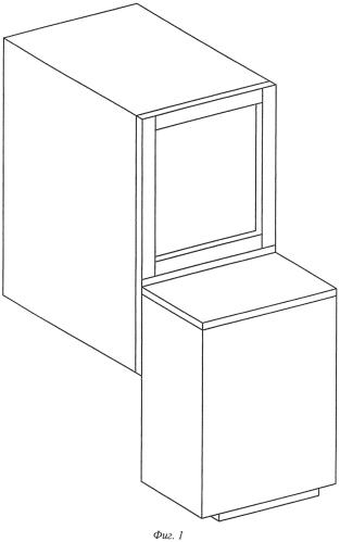 Домик для содержания самок норок и клеточных соболей в период щенения и лактации, применяемые в условиях севера