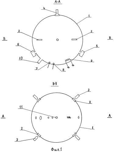 Способ исследования воздушной взрывной волны и устройство для его реализации