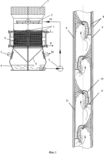 Тепломассообменный аппарат