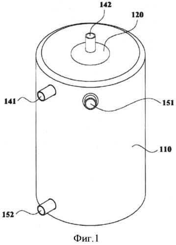Вспомогательный накопитель горячей воды для водонагревателя