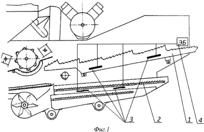 Способ регулирования загрузки зерноуборочного комбайна и устройство для его осуществления