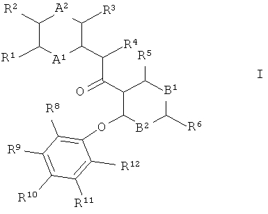 4-фенокси-никотинамиды или 4-фенокси-пиримидин-5-карбоксамиды