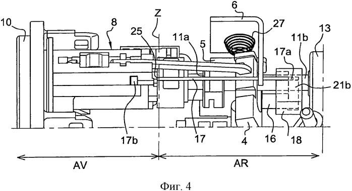 Противоугонное устройство для рулевого управления автотранспортного средства