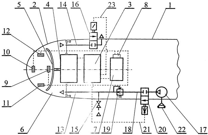 Способ снижения радиолокационной заметности летательного аппарата
