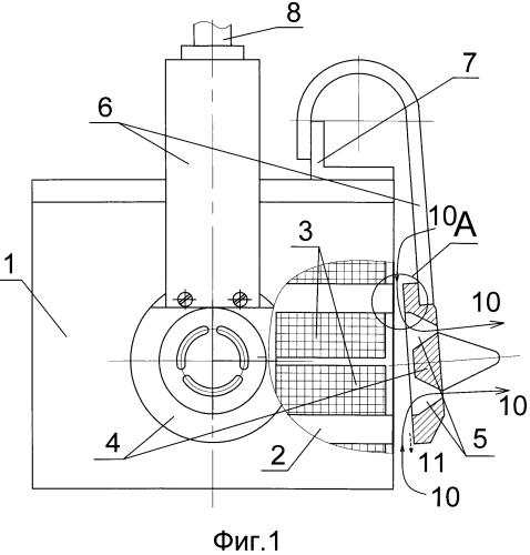 Устройство виброструйной магнитной активации жидкостей и растворов