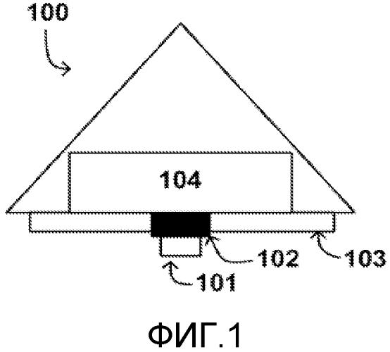 Оптоэлектронное устройство, система и способ для получения спектра окружающего освещения и изменения излучаемого света