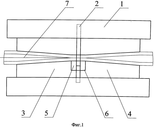 Способ получения заготовок из профильных труб и устройство для его реализации