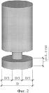 Способ определения прочности сцепления волокон в одноосноориентированных волокнистых композитных материалах