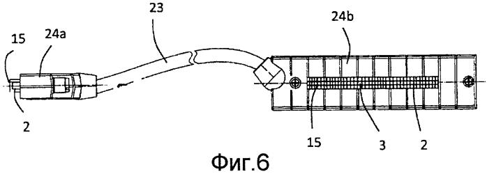 Многополюсный кабельный разъем и способ изготовления многополюсного кабельного разъема