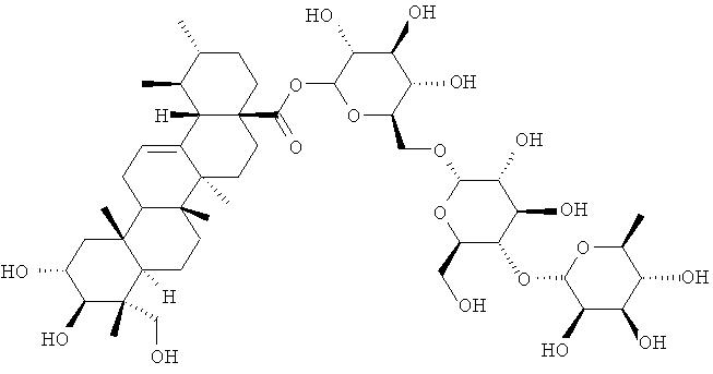 Способ получения высокоочищенной азиатикозидной композиции из centella asiatica и способ ее применения