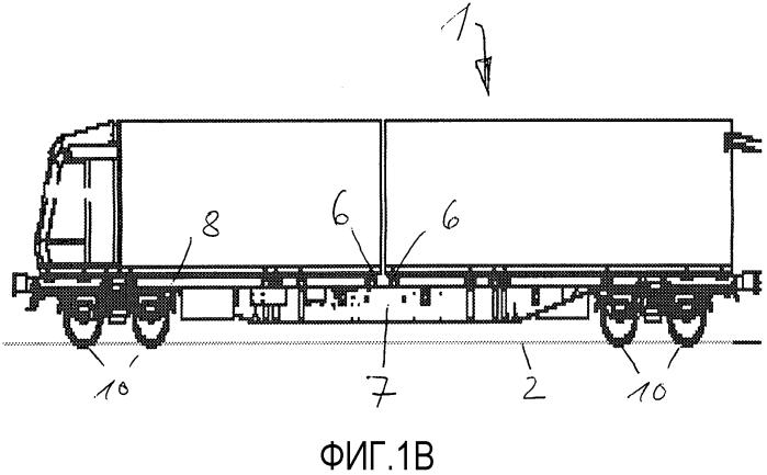 Передвижное устройство для обработки верхнего строения пути