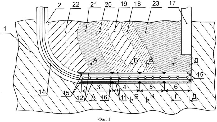 Способ разработки нефтяной залежи горизонтальной и вертикальной скважинами с использованием внутрипластового горения