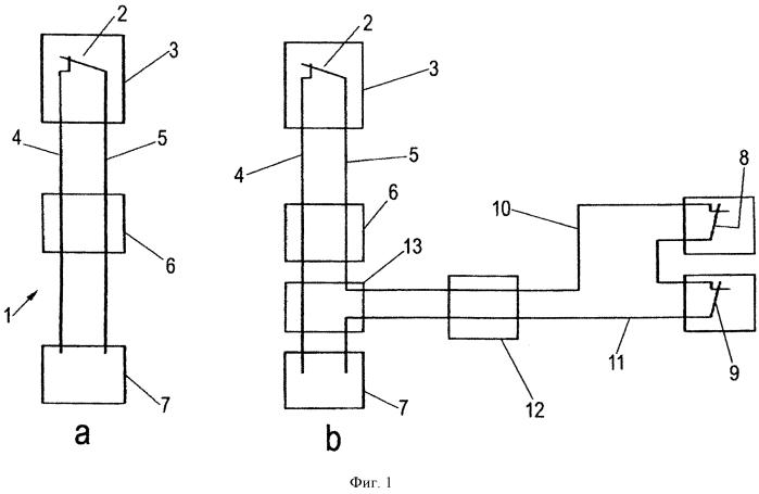 Устройство для контроля износа тормозных накладок тормоза