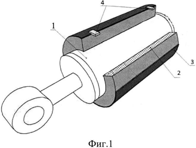 Система поддержания теплового режима гидропривода строительной машины с помощью теплоаккумулирующего вещества