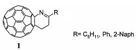 Способ получения 6-алкил(арил)-2,3-(с60-ih)[5,6]фуллеро-2,3,4,5-тетрагидропиридинов