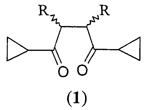 Способ получения 2,3-диалкил-1,4-дициклопропил-1,4-бутандионов